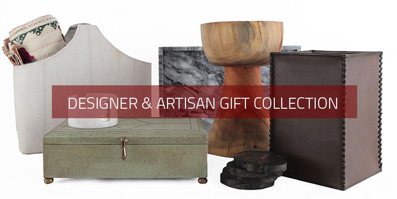 DESIGNER & ARTISAN GIFT COLLECTION