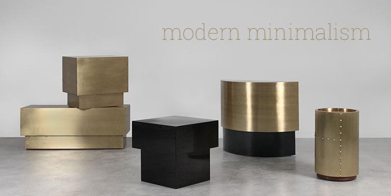 modern minimalism