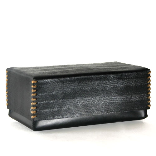 Leather Storage Box