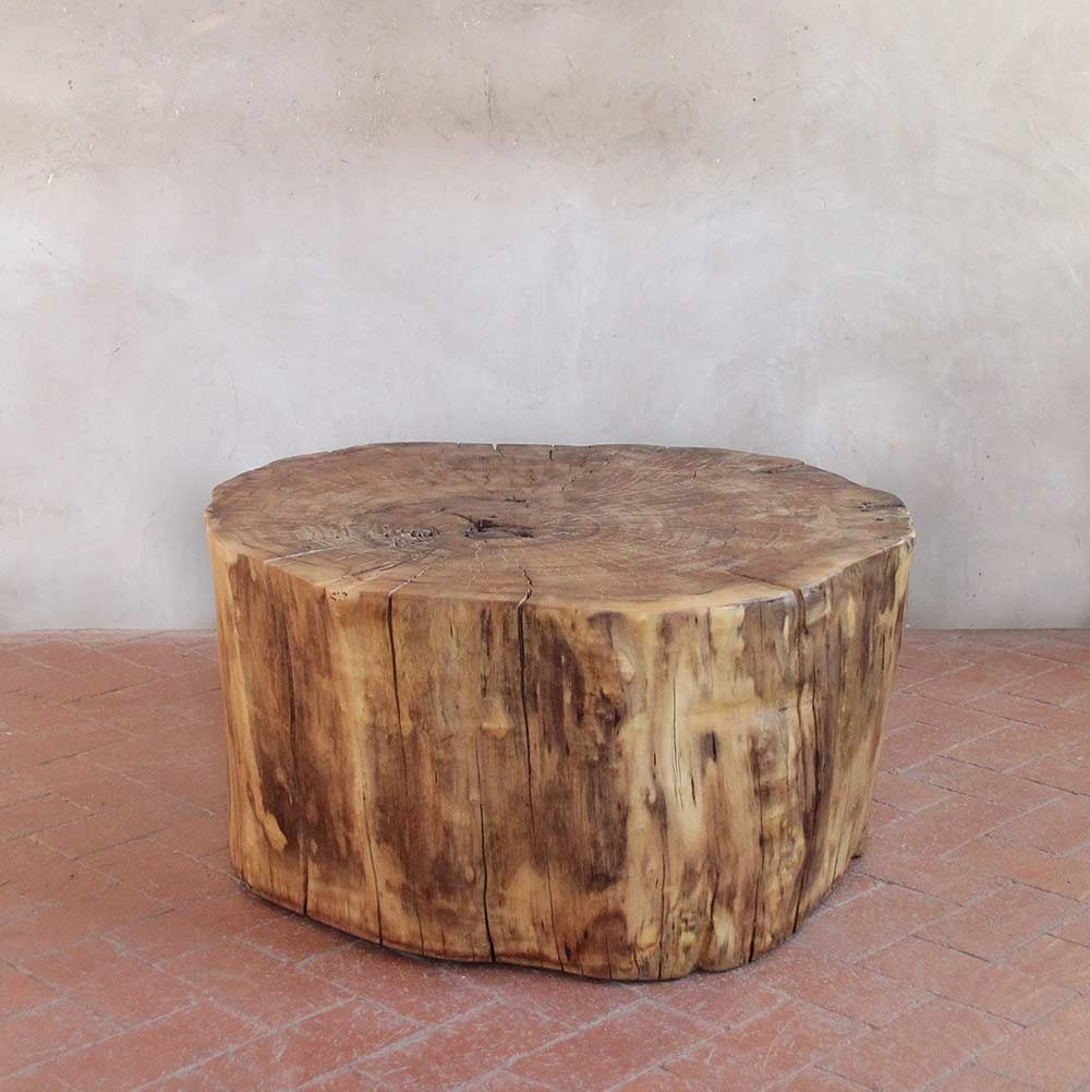 Stump Cocktail Table