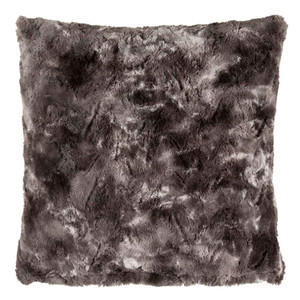 As Shown: Zhivago Faux Fur Pillow - FLA-001 Size: 18 x 18 inches Material: Polyester
