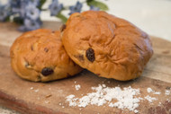 Raisin Buns (6)