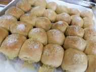 Sweet Potato Rolls (6)