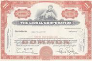 Lionel Corp 1960s - Orange
