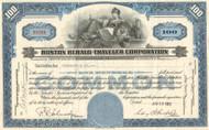 Boston Herald Traveler Corporation 1955