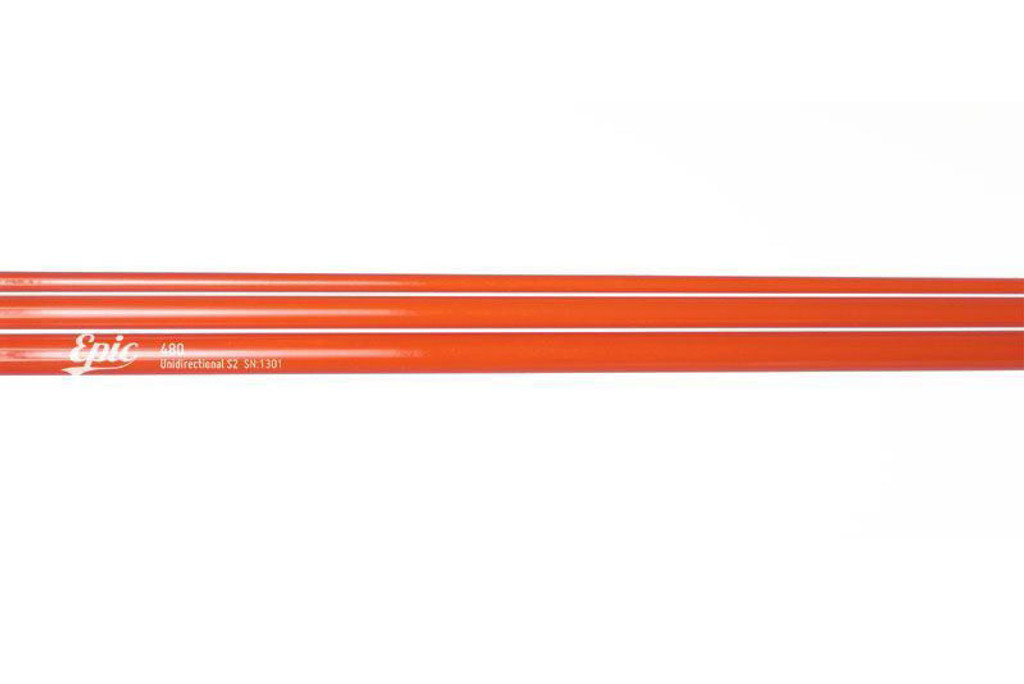 480 FastGlass Fly Rod Blank