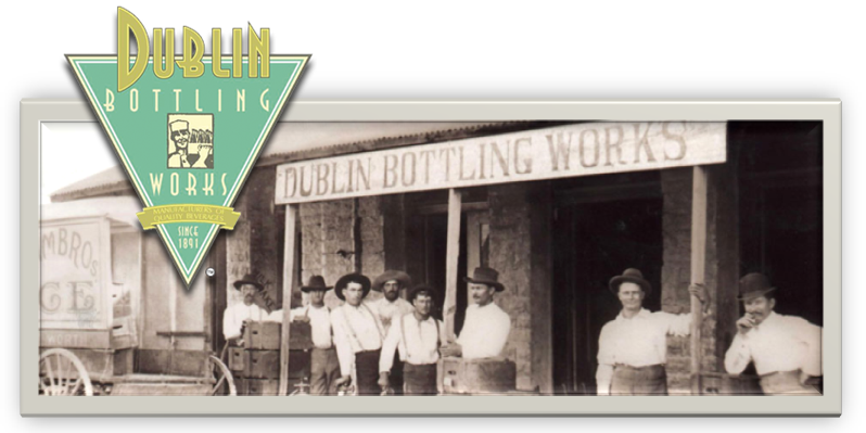 Dublin Bottling Works Sodas are at Summit City Soda