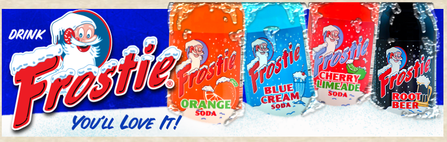 Frostie Old Fashioned Sodas