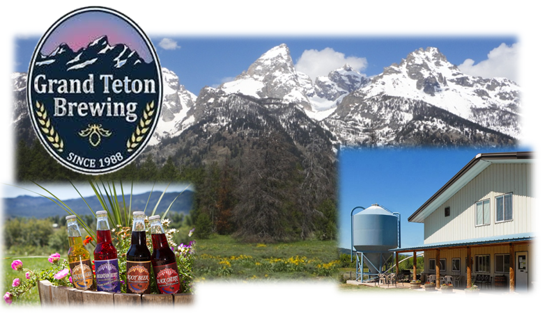 Grand Teton Brewing Craft Sodas at Sumitt City Soda