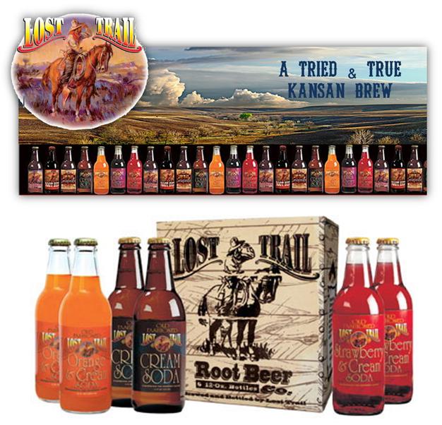 Lost Trail Soda | Online at SummitCitySoda.com