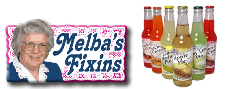 Melba's Fixins Food Flavored Soda for Sale Here