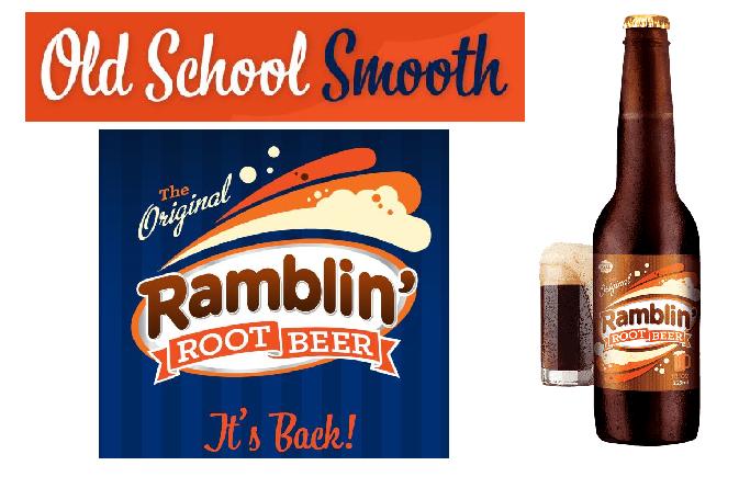 Ramblin Root Beer from Summit City Soda