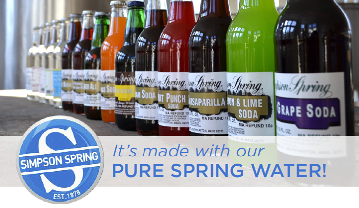 Simpson Spring Sodas