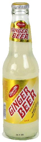 Barritt's Bermuda Stone Ginger Beer in 12 oz. glass bottles for Sale