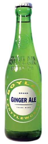 Boylan Ginger Ale in 12 oz. glass bottles for Sale