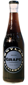Boylan Grape Soda in 12 oz. glass bottles for Sale
