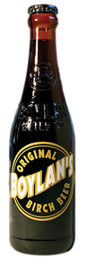 Boylan Original Birch Beer in 12 oz. glass bottles for Sale