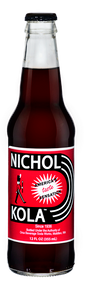Nichol Kola in 12 oz. glass bottles for Sale