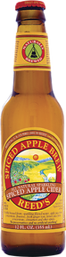 Reeds Spiced Apple Ginger Brew in 12 oz. glass bottles for Sale