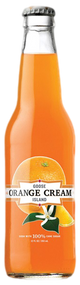 Goose Island Orange Cream Soda in 12 oz. glass bottles for Sale