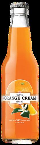 Goose Island Orange Cream Soda in 12 oz. glass bottles for Sale