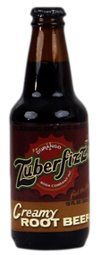 Zuberfizz Root Beer in 12 oz. glass bottles for Sale