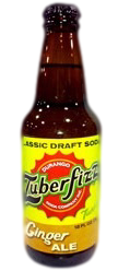 Zuberfizz Ginger Ale in 12 oz. glass bottles for Sale