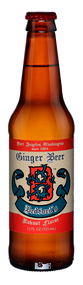 Bedford's Ginger Beer in 12 oz. glass bottles for Sale
