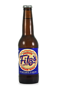 Fitz's Cream Soda in 12 oz. glass bottles for Sale at SummitCitySoda.com