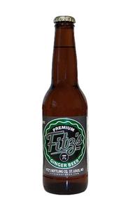 Fitz's Pi Ginger Beer in 12 oz. glass bottles for Sale at SummitCitySoda.com