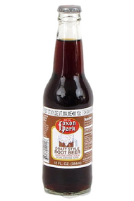 Foxon Park Draft Style Root Beer in 12 oz. glass bottles for Sale at SummitCitySoda.com