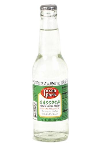 Foxon Park Gassosa Soda in 12 oz. glass bottles for Sale at SummitCitySoda.com