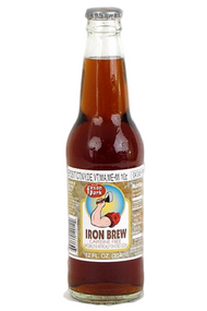 Foxon Park Iron Brew Soda - 12 pack