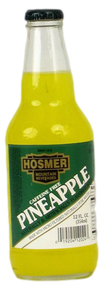 Hosmer Mountain Pineapple Soda in 12 oz. glass bottles for Sale