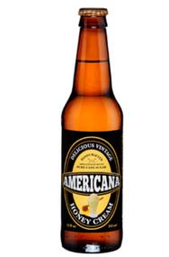 Americana Honey Cream Soda in 12 oz. glass bottles for Sale