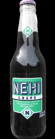 Nehi Grape Soda in 12 oz. glass bottles for Sale