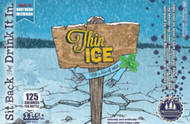 Northwoods Thin Ice Mint Cream Soda in 11.5 oz. glass bottles for Sale