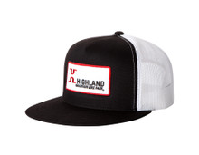 Highland Logo Patch Trucker Cap