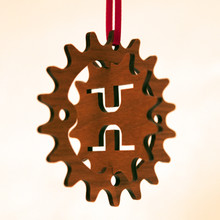 Highland Gears Ornament
