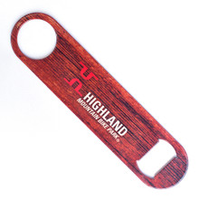 Highland Stainless Steel Bottle Opener