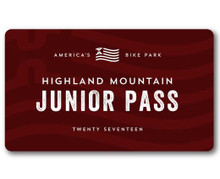 Junior Season Pass 2017