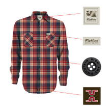 HIGLAND CUSTOM FLANNEL