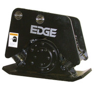 EC35 Compaction Plate for IHI 35N Excavator with Werk Brau Quick Attach