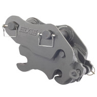 Spring loaded quick attach Coupler for Bobcat E85 Excavator