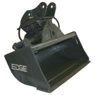 "48"" (12.5 ft³, .35 m³) Tilting Bucket for Yanmar ViO75, ViO80, SV100 Excavator"