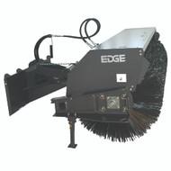 "84"" Angle Broom with Hydraulic Angle - Single Motor (All Poly)"