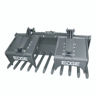 """ITG84 84"""" Heavy Duty Industrial Tine Grapple"""