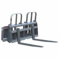 "Side Shift Pallet Fork with 48"" (1219 mm) Tines, 3700 lb. Capacity"