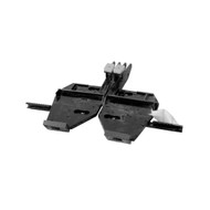 Mount, Backhoe Half (Bobcat 751, 753, 763, 773, 7753, S130 - fits with Bobcat brand loader half mount)