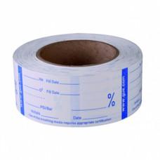 GUE Gas Analysis Tape